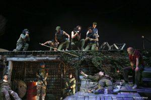 No Man's Land - Fotografie de teatru - ghioca.eu