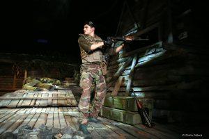 Ciprian Nicula în No Man's Land - Fotografie de teatru - ghioca.eu